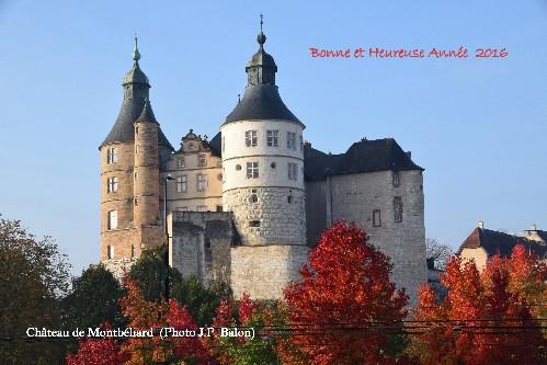 Chateau de Montbeliard
